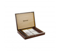 Wüsthof - Stainless 8-Piece Steak Knife Set - Rosewood
