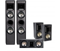 BIC America FH-6T 5.0 Home Theater System with FH6-LCR + FH-65B Pair