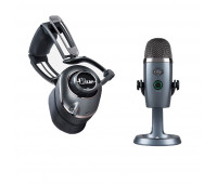 Blue Yeti Nano + Mix-Fi Bundle