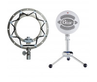 Blue Snowball + Ringer Bundle
