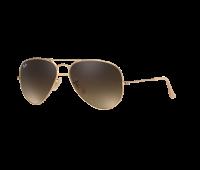 Ray-Ban RB3025 Aviator Gradient Sunglasses