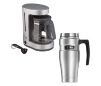 Zojirushi + Thermos - On The Go Coffee Bundle